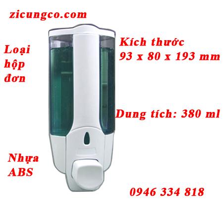 thong so hop dung nuoc rua tay zq 138